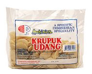 KRUPUK UDANG SMALL RAW 8.8 OZ BAG
