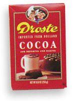Droste Cocoa Box 8.8 oz