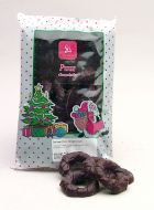Chocolate Wreaths Dark Chocolate 175 gram/6.17 oz