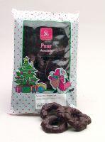 Chocolate Wreaths Dark Chocolate 175 gram/6.17 oz