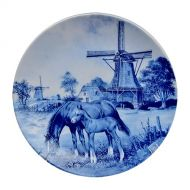 Plate BL9 Horse and Colt