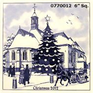 2012 Christmas Tile Special Edition