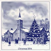 2014 Chirstmas Tile Special Edition