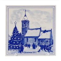 2017 Christmas Tile Limited Edition