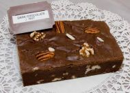 Dark Chocolate 3 Nuts Fudge (lb)