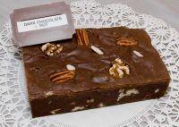 Dark Chocolate 3 Nuts Fudge (lb)