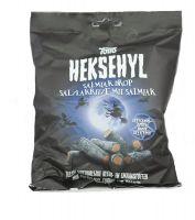 Heksehyl Salty Licorice Kilo 2/22 Lbs