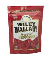 Wiley Wallaby Red Licorice 7.05oz