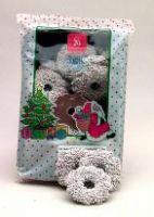 Chocolate Wreaths White Non Pareil 150gram/5.29oz