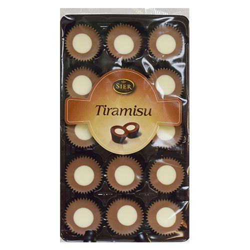Chocolate Ice Cups Tiramisu 4.4 oz