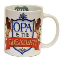 Mug Color Opa is the Greatest