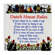 Magnet Tile Dutch House Rules