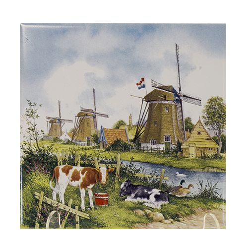 Tile Poly Calves and Mills